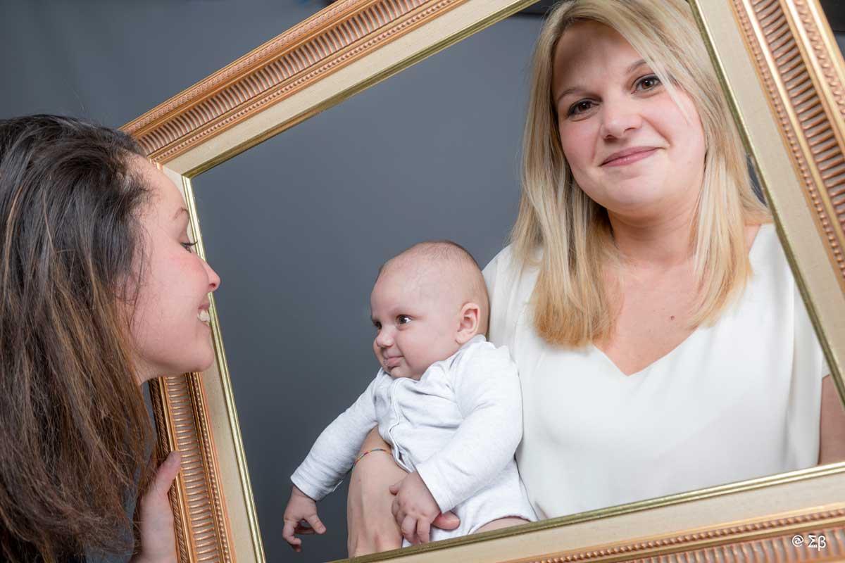 photo portrait bebe famille studio saint maximin var trets